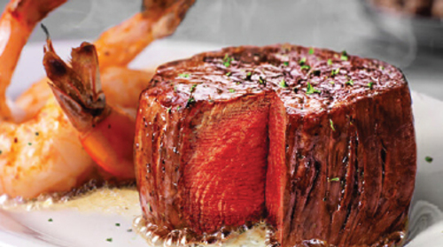 Ruth's Chris Steak House Dining Package
