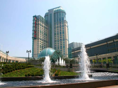 Hotel Deal-December & January-Casino Package