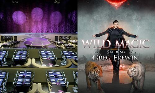 Greg Frewin Las Vegas Magic Show Package