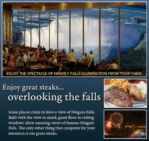 Fallsview Dining Package