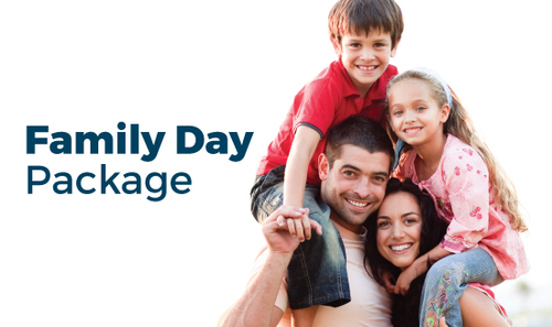 Family Day Package 2018